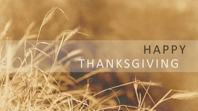 11.23.17 Thanksgiving