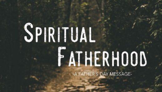 6.17.18 Spiritual Fatherhood