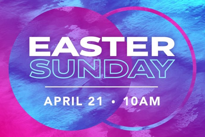 4.21.19 Easter - Jesus Is Here!