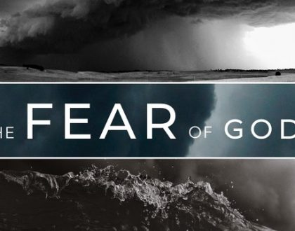 6.16.19 A Man Who Fears God