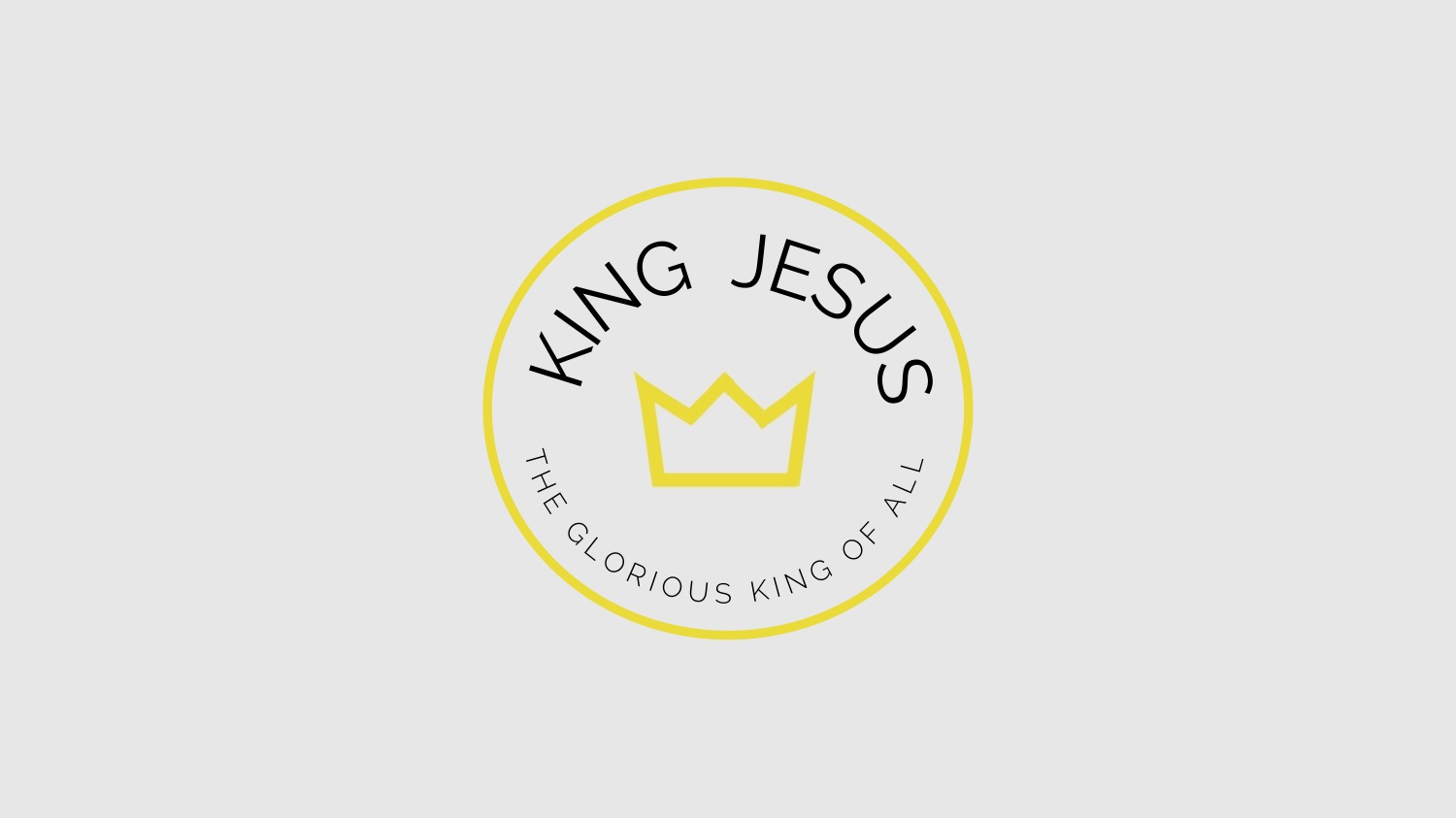 9.20.20 The Glorious King of All